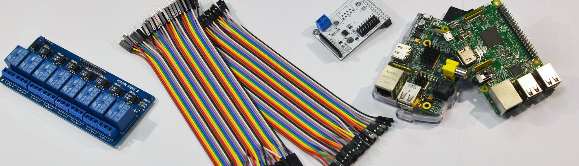 RaspberryPI Arduino alessandria milano torino genova