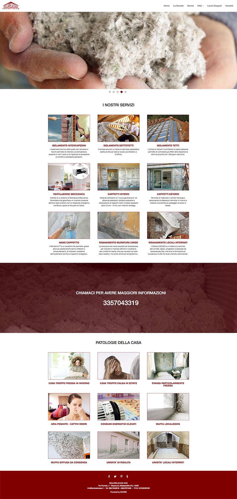 Casa Troppo Calda Rimedi online il nuovo sito di isolare la casa